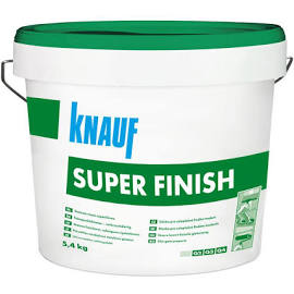 KNAUF super finish masa szpachl.5.4kg
