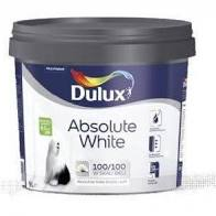 DULUX Absolute White  9 l