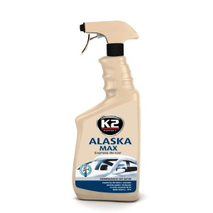 K2 Alaska Max odmrażacz do szyb 700 ml