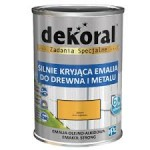 Dekoral Emakol Strong emalia do drewna i metalu 0.9L