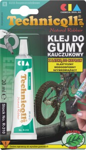 TECHNICQLL Klej do Gumy R-310 - 20ml